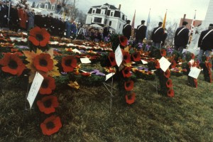 Remembrance Day Photographs