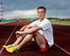 Canada Games Athletes-Runner Barry Britt