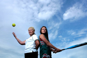 1st Canada Games Portraits-Nicole Barry and Marlene Vaughan