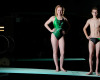 Canada Games Athletes-Diver Christian Zehmer and Kirsten MacDonald
