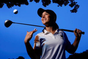 Canada Games Athletes-Golfer Jennifer Armstrong