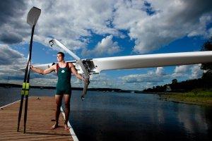 Canada Games Athletes-Rower Keegan Drummond
