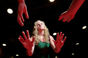 Canada Games Athletes-Wrestler Megan Getchell