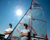 Canada Games Athletes-Sailors Alex Black and Kelvin Gilliland