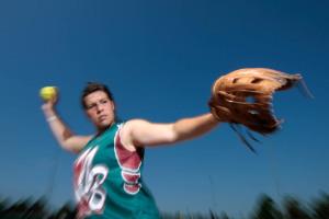Canada Games Athletes-Softball player Sam DeBortoli