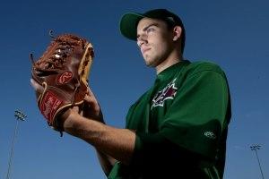 Canada Games Athlete Portraits-Baseball Player Sean Silliphant
