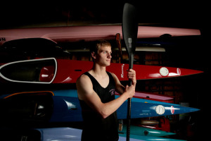 Canada Games Athletes-Kayaker Sean Wells