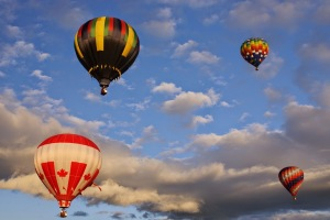 Tips for Shooting the Atlantic Balloon Fiesta in Sussex