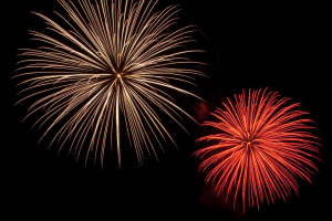 How To Photograph Fireworks For Canada Day or 4th Of July!