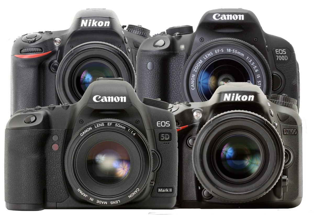 Digital SLR Camera Buying Guide For 2020